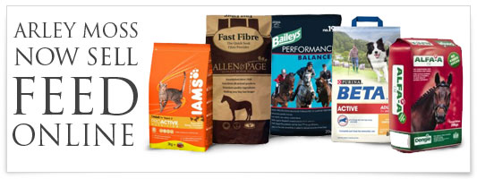 Arley Moss Now Sell Feed online